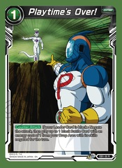 Playtime's Over! - EB1-55 - R - Foil
