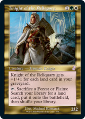 Knight of the Reliquary - Foil