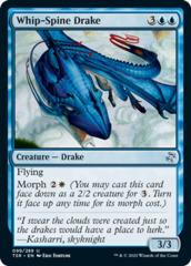 Whip-Spine Drake - Foil