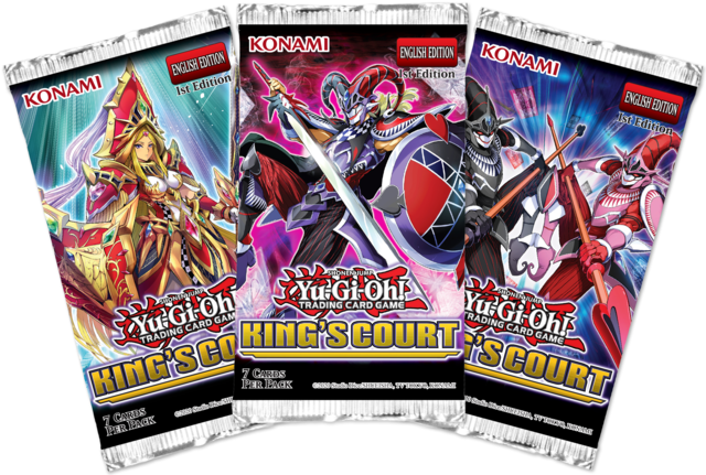 Kings Court Booster Pack