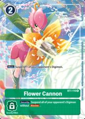 Flower Cannon - BT1-110 (Tamer's Evolution Box)