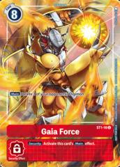 Gaia Force - ST1-16 (Tamer's Evolution Box)