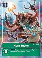 Horn Buster - BT1-108 (Tamer's Evolution Box)
