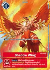 Shadow Wing - ST1-13 - (Tamer's Evolution Box)