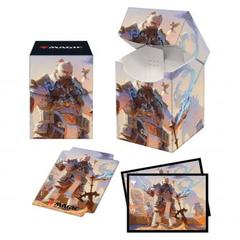 Ultra Pro: Strixhaven Commander Combo Box - Lorehold - Osgir, The Recostructor