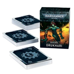 Datacards: Drukhari