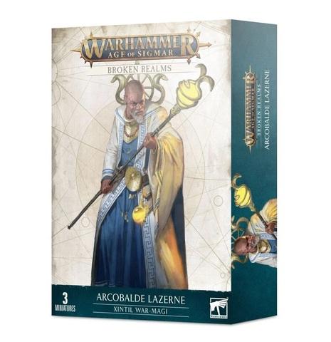 Broken Realms: Arcobalde Lazerne - Xintil War Magi