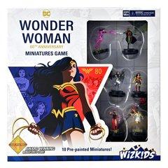 Wonder Woman 80th Anniversary Miniatures Game