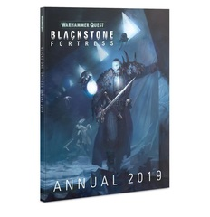 Warhammer Quest: Blackstone Fortress Annual 2019