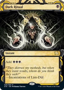 Dark Ritual - Foil