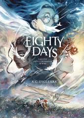 Eighty Days Hc (STL175929)