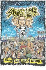 Sublime 5 Dollars At The Door Tp (STL186701)