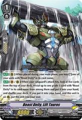 Beast Deity, Lift Tauros - V-SS08/038EN - RRR