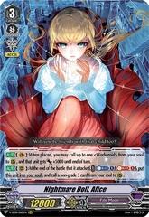 Nightmare Doll, Alice - V-SS08/060EN - RRR