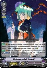 Nightmare Doll, Carroll - V-SS08/061EN - RRR