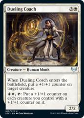 Dueling Coach - Foil