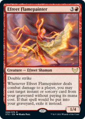Efreet Flamepainter - Foil