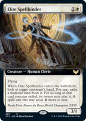 Elite Spellbinder - Foil - Extended Art