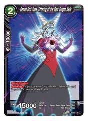 Demon God Towa, Offering of the Dark Dragon Balls - BT13-139 - C - Foil