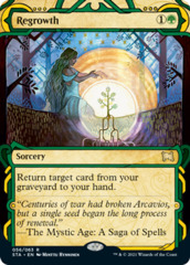 (056/063) Regrowth - FOIL