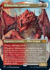 Velomachus Lorehold - Foil - Borderless