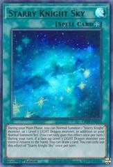 Starry Knight Sky - GFTP-EN032 - Ultra Rare - 1st Edition