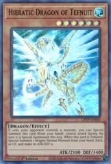 Hieratic Dragon of Tefnuit - GFTP-EN050 - Ultra Rare - 1st Edition