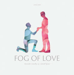 Fog of Love - Alternate Cover (Two Male)