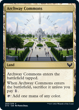 Archway Commons - Foil