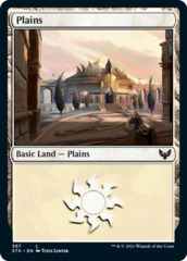 Plains (367) - Foil