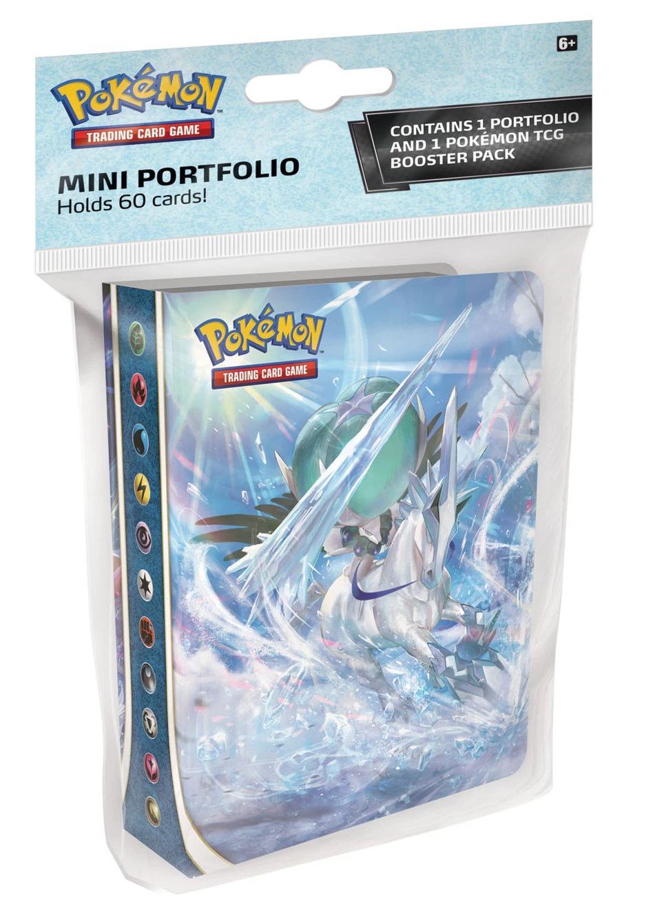 Pokemon - Sword & Shield: Chilling Reign Mini Portfolio (60)