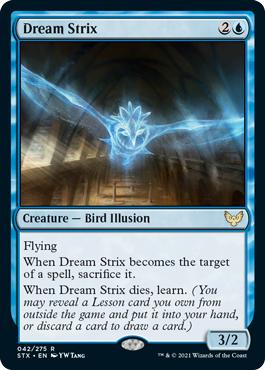 Dream Strix - Foil