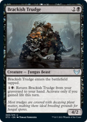 Brackish Trudge