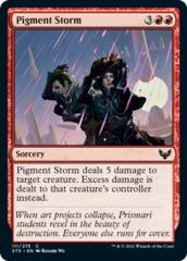 Pigment Storm - Foil