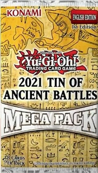 2021 Tin of Ancient Battles Mega Pack