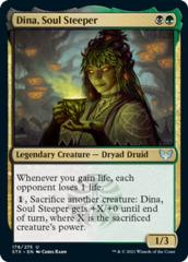 Dina, Soul Steeper - Foil