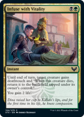 Infuse with Vitality - Foil