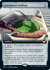 Strixhaven Stadium - Extended Art