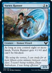 Vortex Runner - Foil