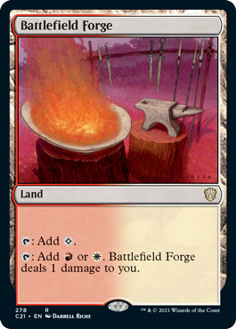 Battlefield Forge