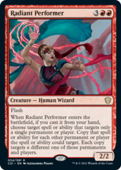 Radiant Performer