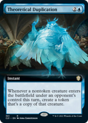 Theoretical Duplication - Extended Art