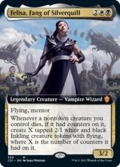 Felisa, Fang of Silverquill - Extended Art