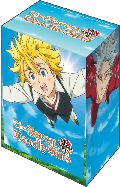 The Seven Deadly Sins Supply Set