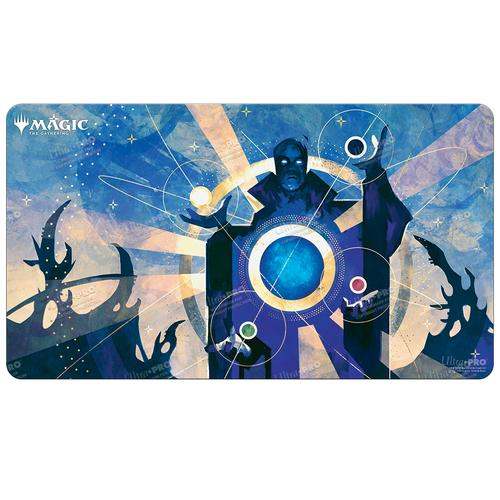Ultra Pro - Strixhaven Playmat for Magic: The Gathering - Mystical Archive Blue Suns Zenith