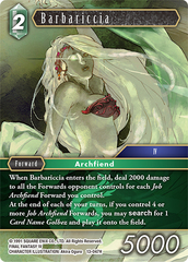 Barbariccia - 13-047H - Full Art - Foil