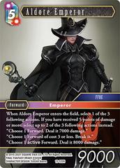 Aldore Emperor - 13-122H - Foil