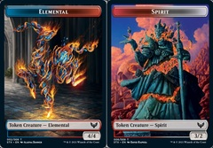 Elemental // Spirit Token