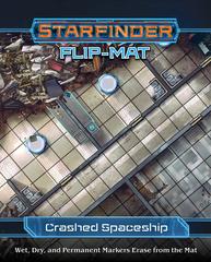 Starfinder Flip-Mat: Crashed Ship