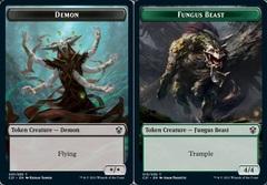 Demon // Fungus Beast Token